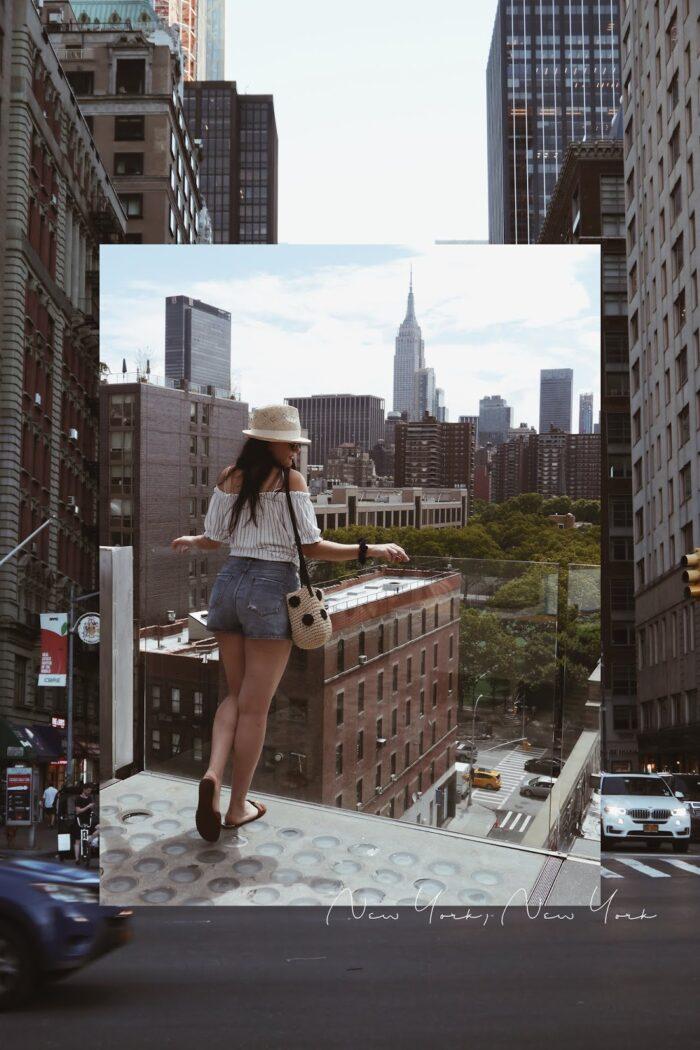 #MyBeautyBlogRocks – NYC Grazia + Avon