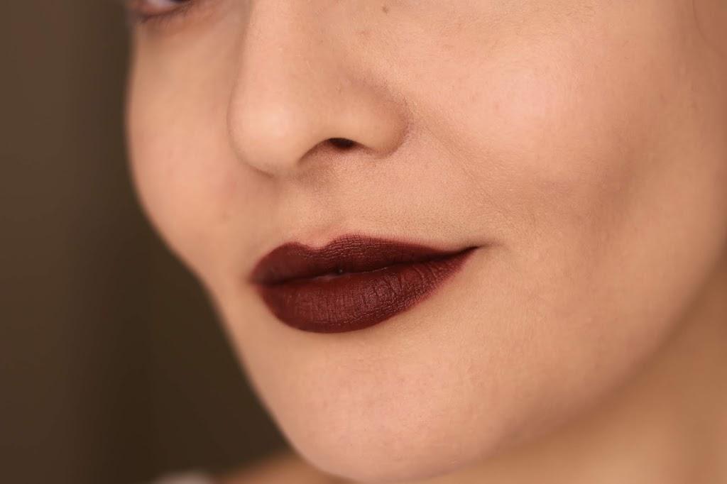 revlon ultra hd matte lip mousse review swatches dusk