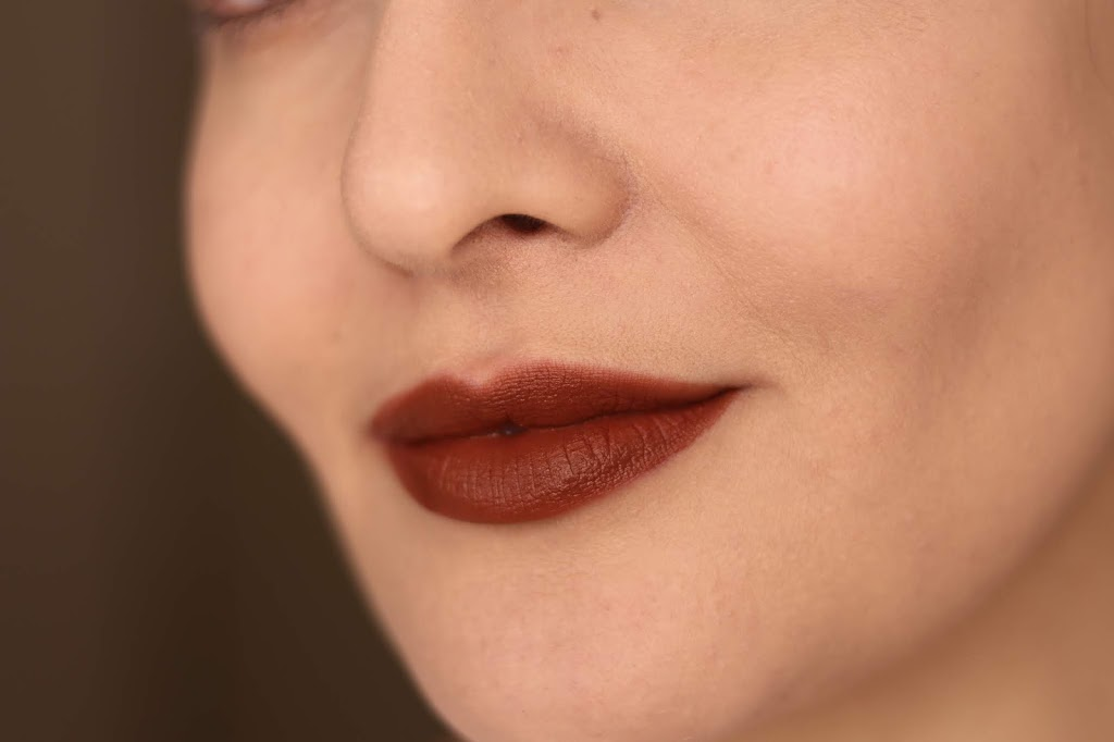 revlon ultra hd matte lip mousse review swatches earthy