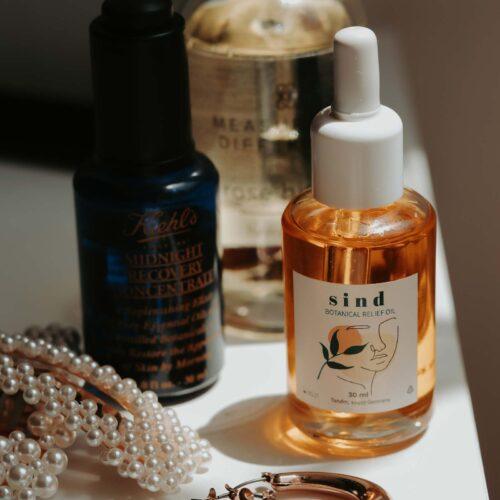 aceites faciales skincare anti acne