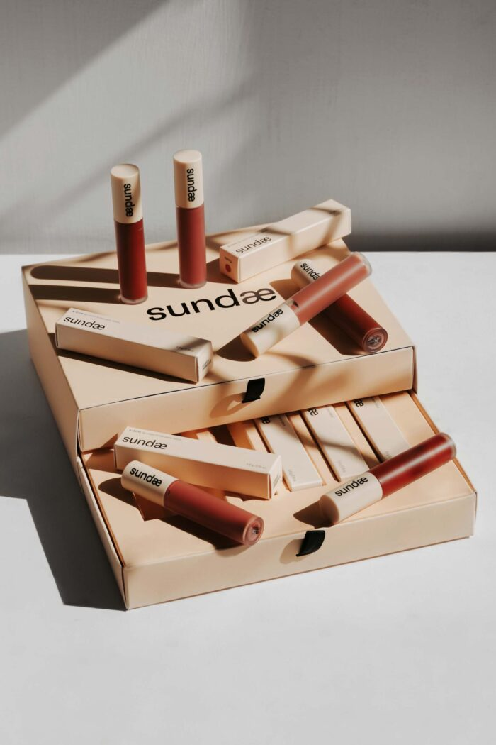 Sundae by Momiji: Así se ven las tintas de labios K-Tint