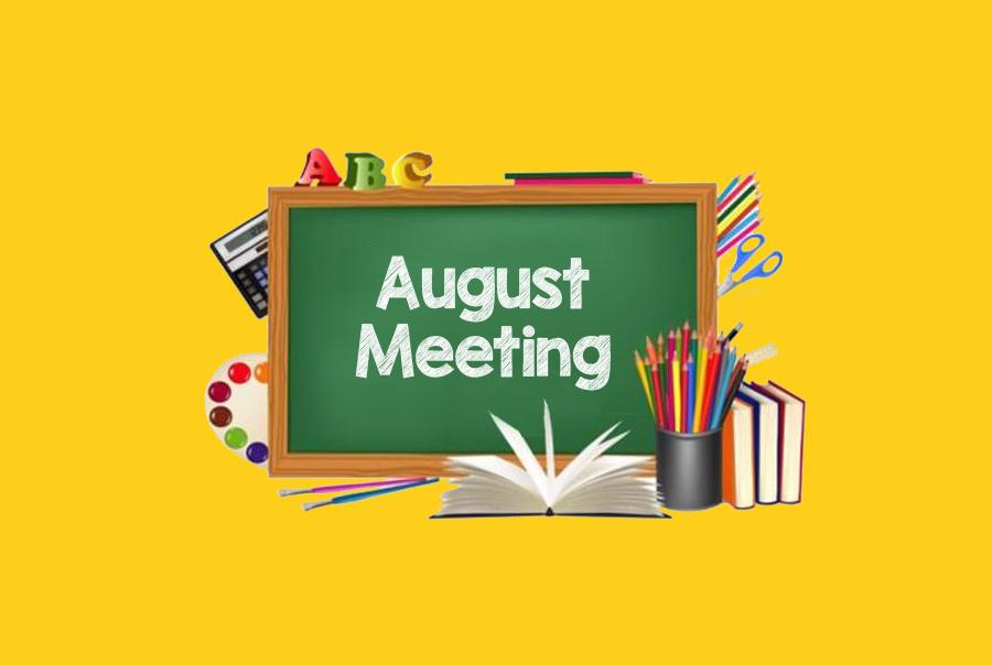August Meeting