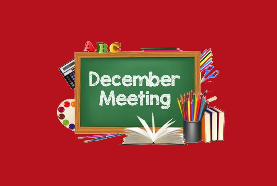 December Meeting