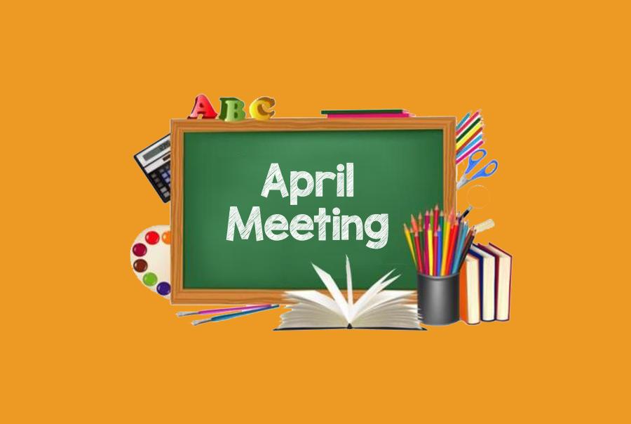 April Meeting