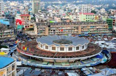 Chợ Đầm ở Nha Trang
