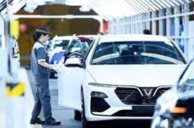 VietNam giảm 50% phí trước bạ ôtô sản xuất trong nước từ hôm nay