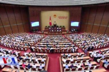 Quốc hội Việt Nam thông qua Hiệp định EVFTA
