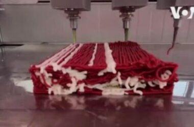 Thịt in 3D lăm le chiếm lĩnh thị trường thế giới