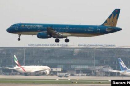 Việt Nam sắp mở lại 6 đường bay châu Á
