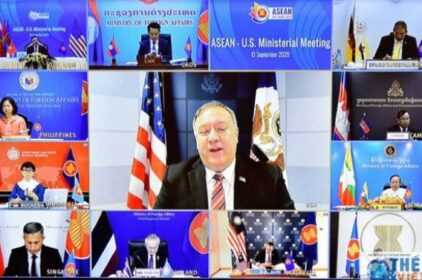Mỹ-Việt nêu vấn đề Biển Đông tại hội nghị cấp cao khu vực