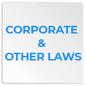 Corporate & Other Laws