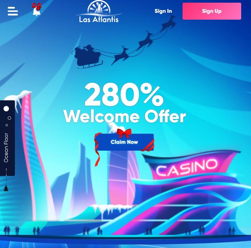 Las Atlantis Online Casino