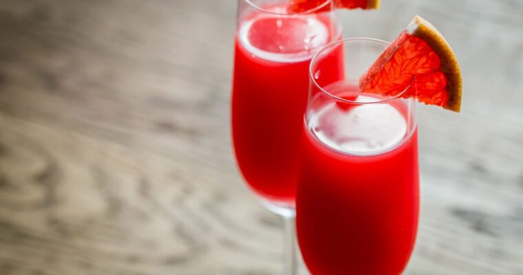 Mocktails: All the Taste, None of the Headache