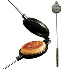 Round Pie Iron