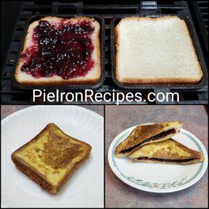 French Toast Pie Iron