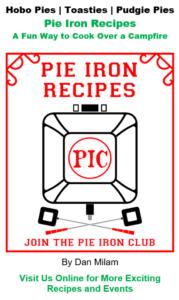 Pie Iron Recipes Cookbook
