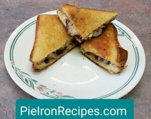 Pineapple Coconut Cream Cheese Pie