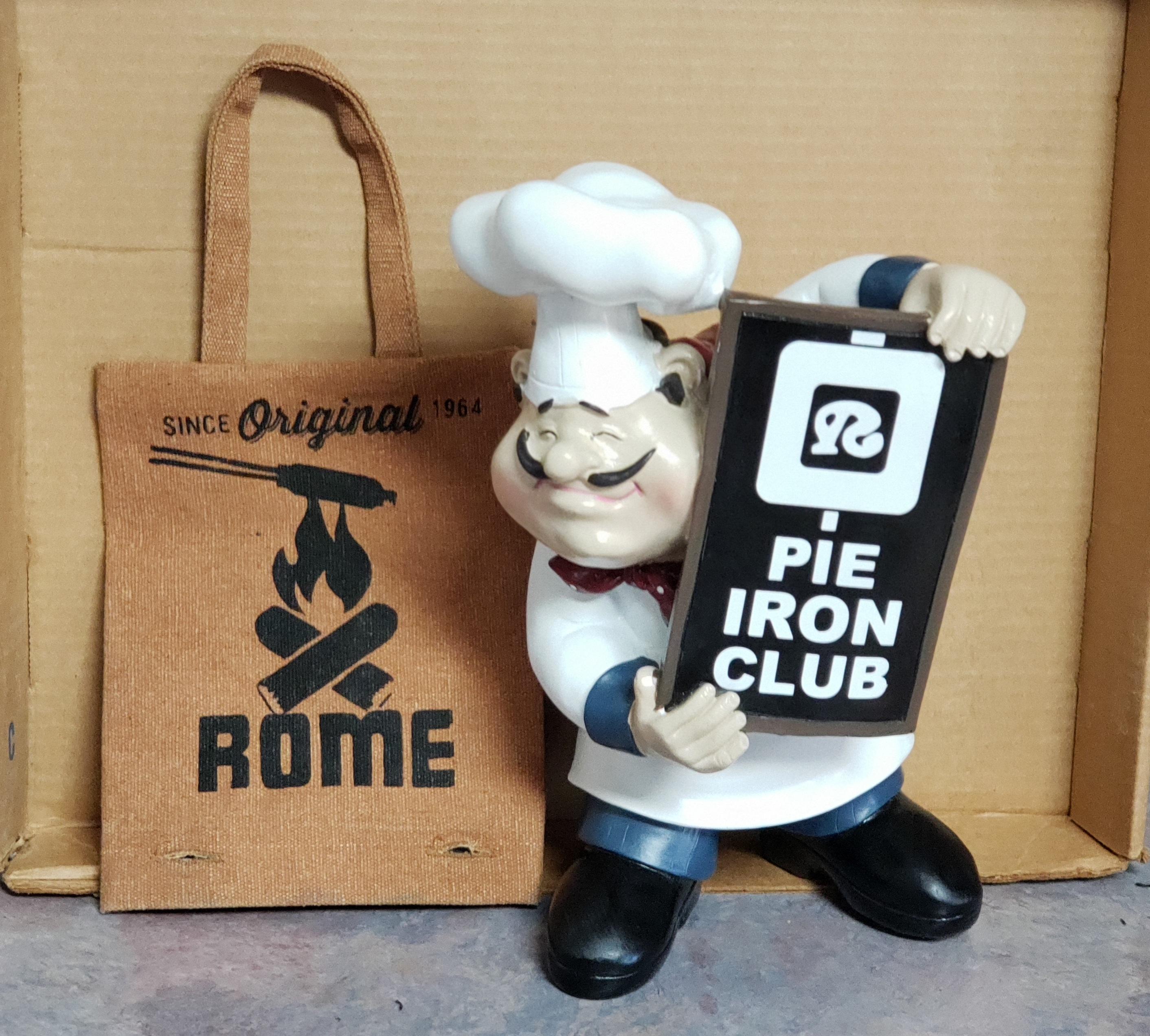 """Pierre """"Pie Iron Recipes"""" Chef & Spokesman"""