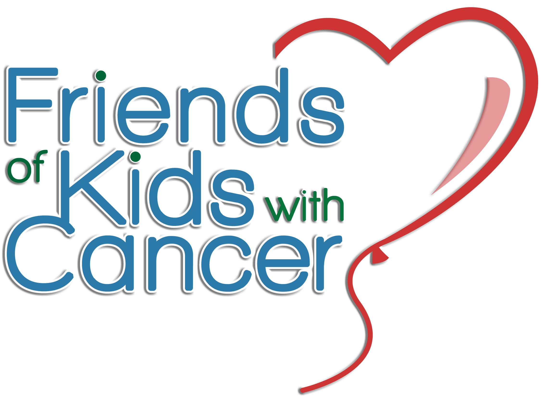 Friends of Kids With Cancer Logo