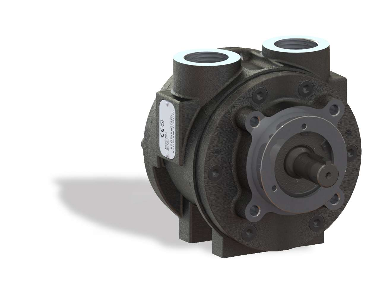 Stainless Steel Air Operated Diaphragm Pump