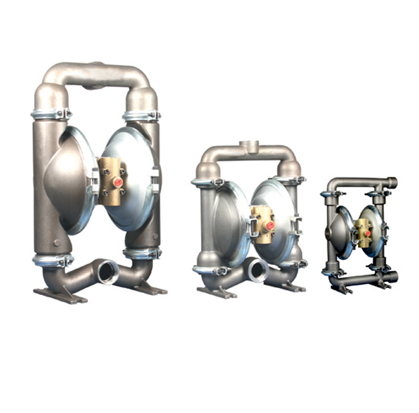 Stainless Steel _AODD Pumps