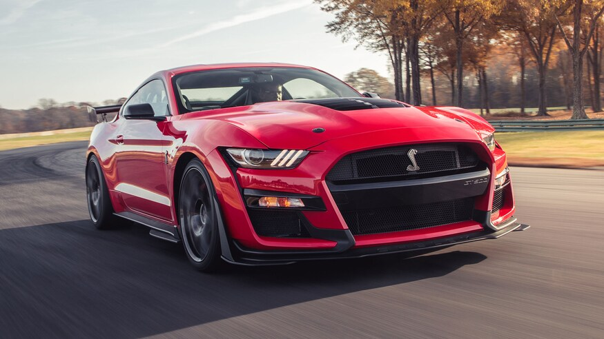 2020 Ford Mustang Shelby GT500 Track Test: The Ultimate Mustang