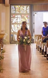joan fairs floral bridesmaid bouquet