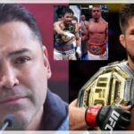 OSCAR DE LA HOYA AT UFC CHAMP CEJUDO, BET SI PACQUIAO KONTRA KAY SPENCE