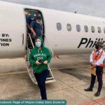 Anak ni Duterte bumisita sa Cebu 'SARA ALL 2022'