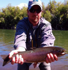 Beaverhead River Rainbow