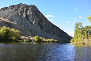 Notch Bottom along the lower Big Hole River.