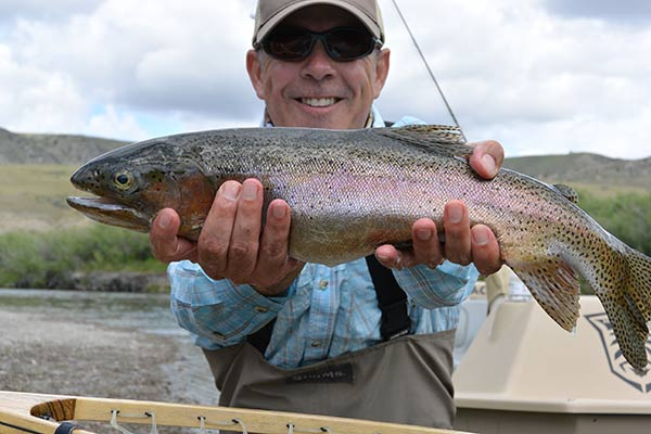 Beaverhead river fishing report