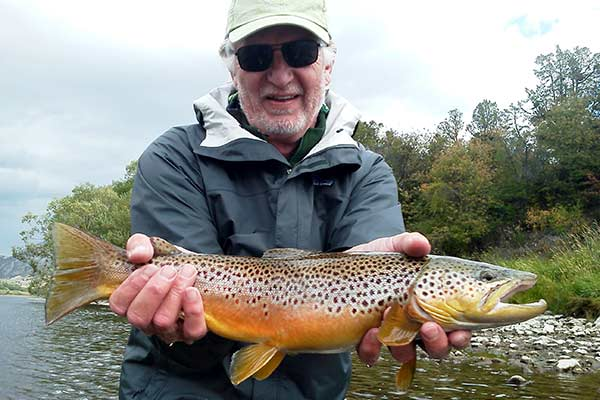 Jefferson River fishing report