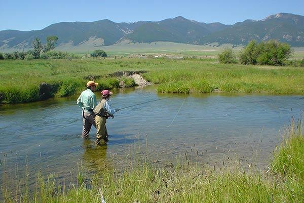 Ruby river montana fishing report