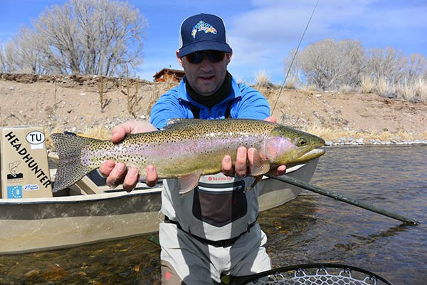 guided fly fishing montana