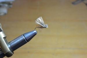 elk hair caddis - top 10 dry flies for trout