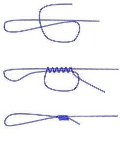 Duncan Loop knot diagram