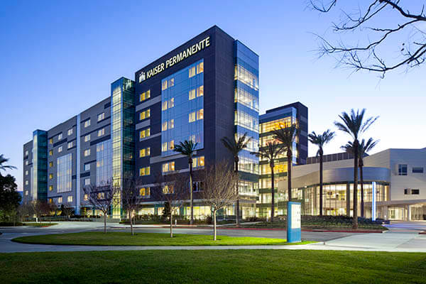 Kaiser Fontana, Location: Fontana, CA, Architect: HMC Architects