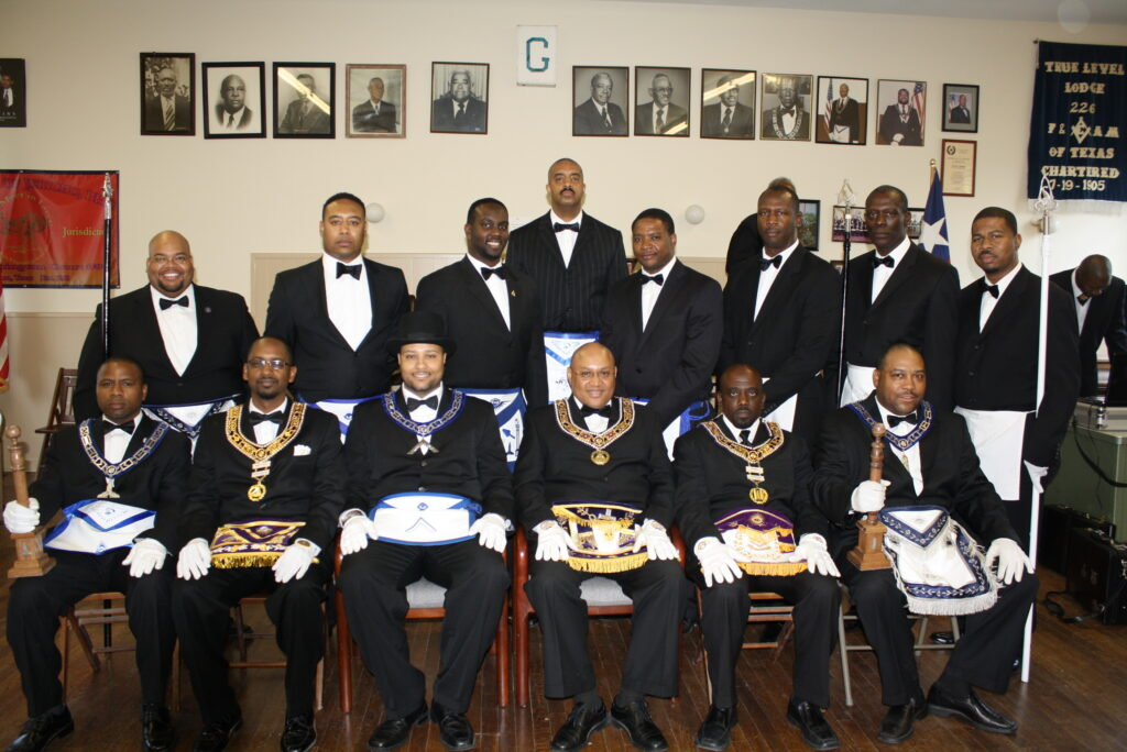 Re-Chartering of Bayou City 228 in 2011 with Grand Master Curtis