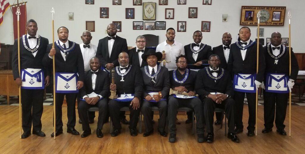 2018-2019 Lodge Photo Election Night