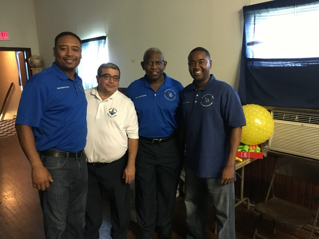 Xmas in July 2018 - Bros. of Bayou City Working to Collect Toys