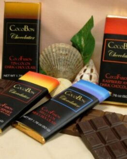 CocoFusion Bars