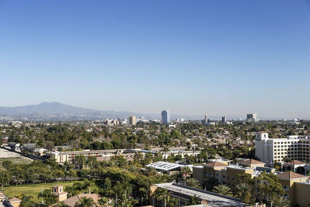 Anaheim Sod Weather and Growing Information
