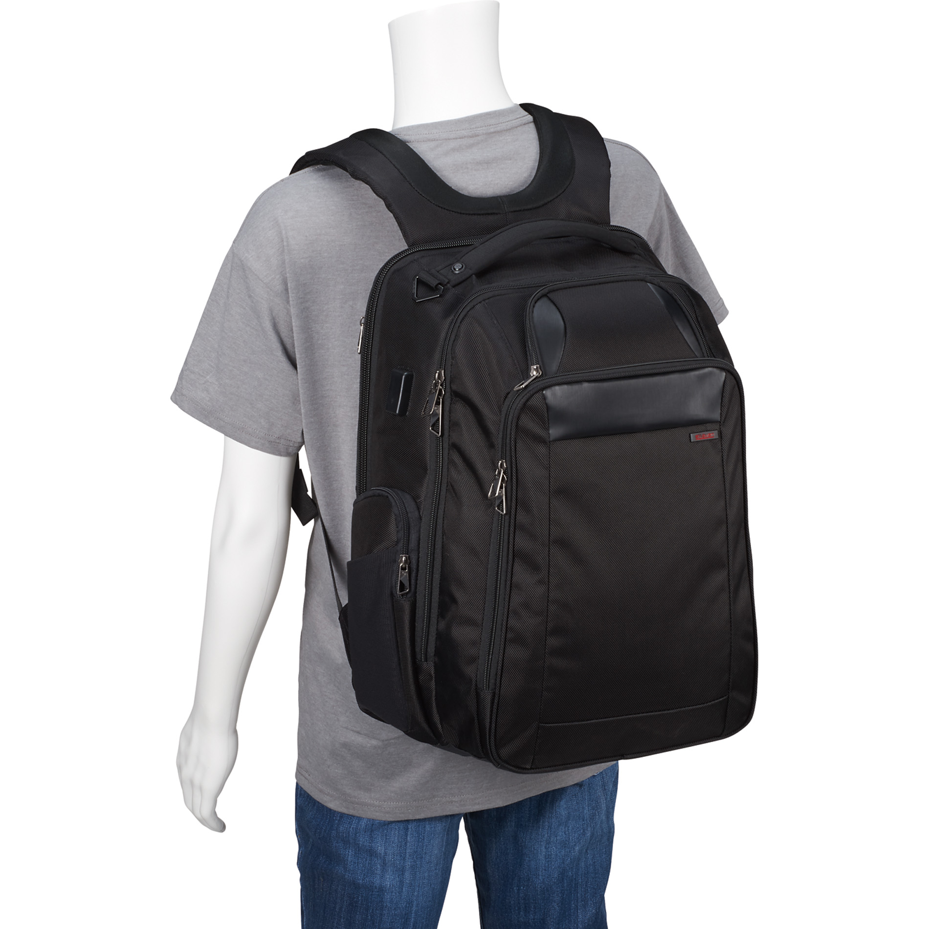 "elleven? Stow TSA 17"" Computer Backpack"