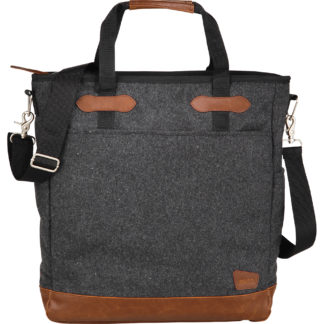 """Field & Co.? Campster Wool 15"""" Computer Tote"""