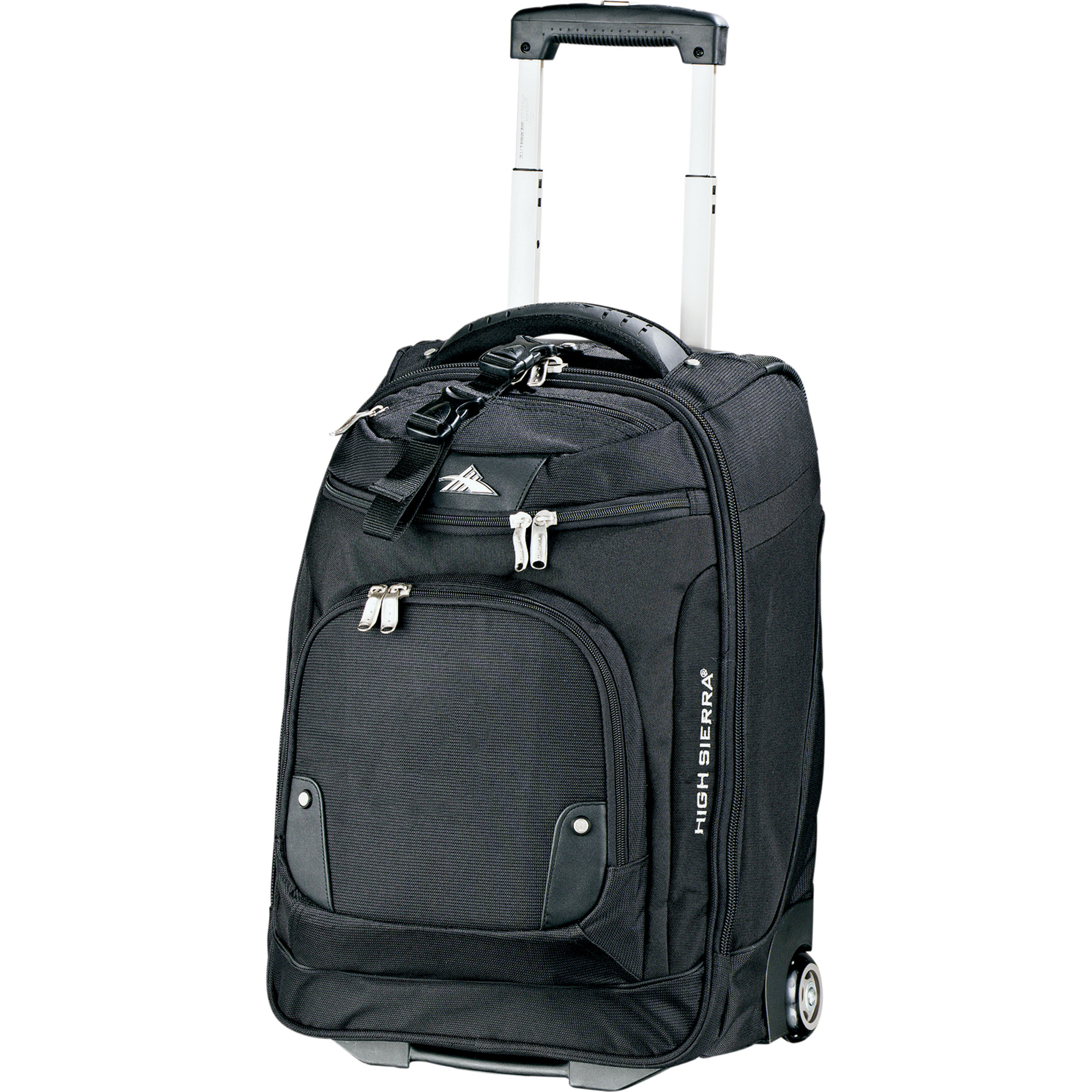"""High Sierra? 21"""" Wheeled Carry-On Computer Upright"""