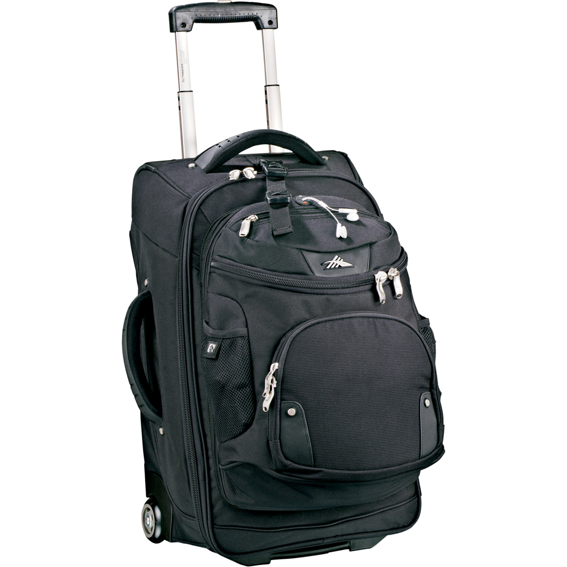 """High Sierra? 22"""" Wheeled Carry-On with DayPack"""