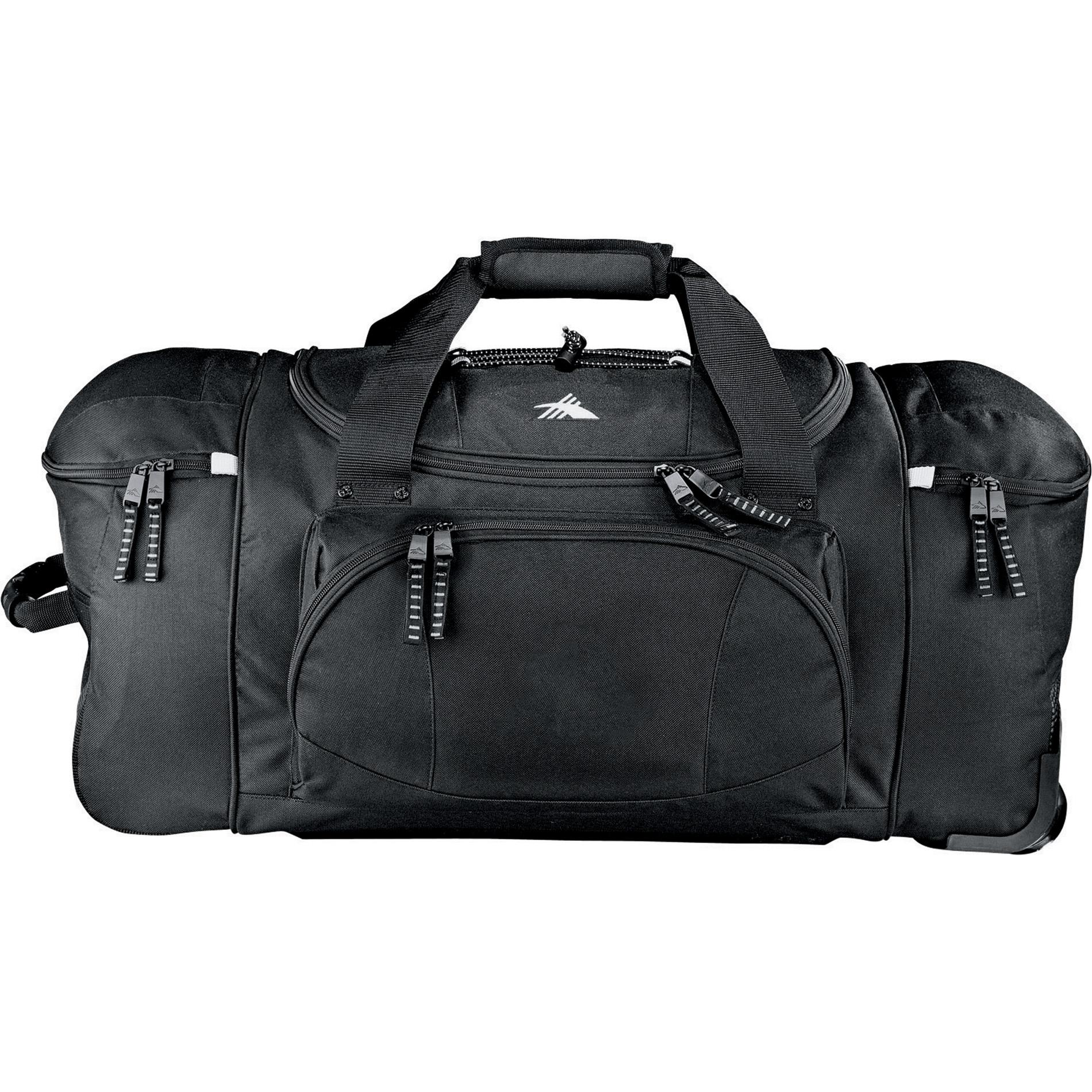 "High Sierra? 26"" Wheeled Duffel Bag"
