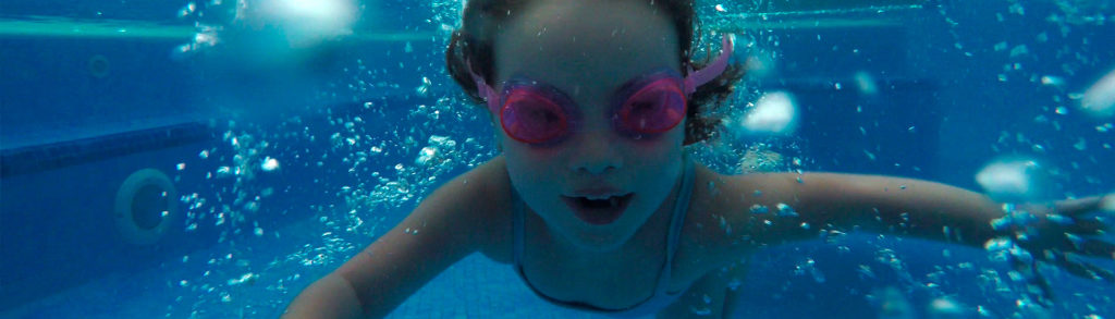 Cuando empezar a nadar