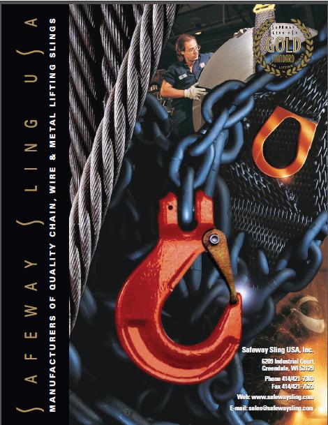 chain sling catalog